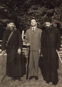 pr. cleopa, leonida plamadeala, pr. petroniu, anii 60