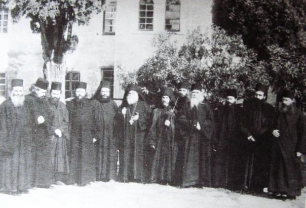 Parintele-Cleopa-in-Athos