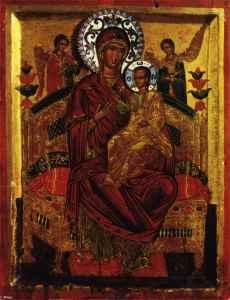 Theotokos Pantanassa-Vatopaedou