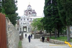 Schitul Sf. Andrei Serai. Intrarea (1)