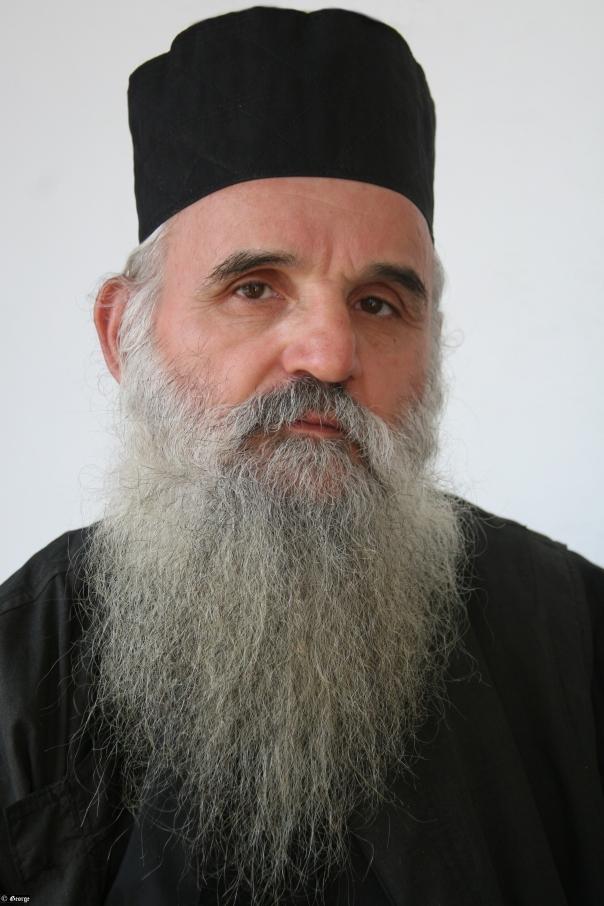Vrăjitoria în Congo și dificultățile misiunii ortodoxe în Africa, Părintele Damaschin Grigoriatul