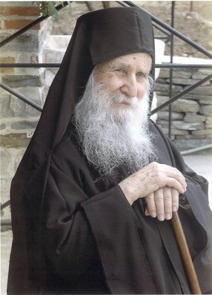 Gheronda Iosif, 2007