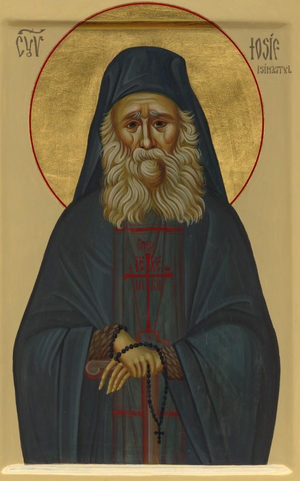 Gheron Iosif, colectia Cristian Ovidiu Groza, pictata la Cebza