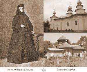 Maica-Olimpiada-matusa-lui-Eminescu-si-Manastirea-Agafton
