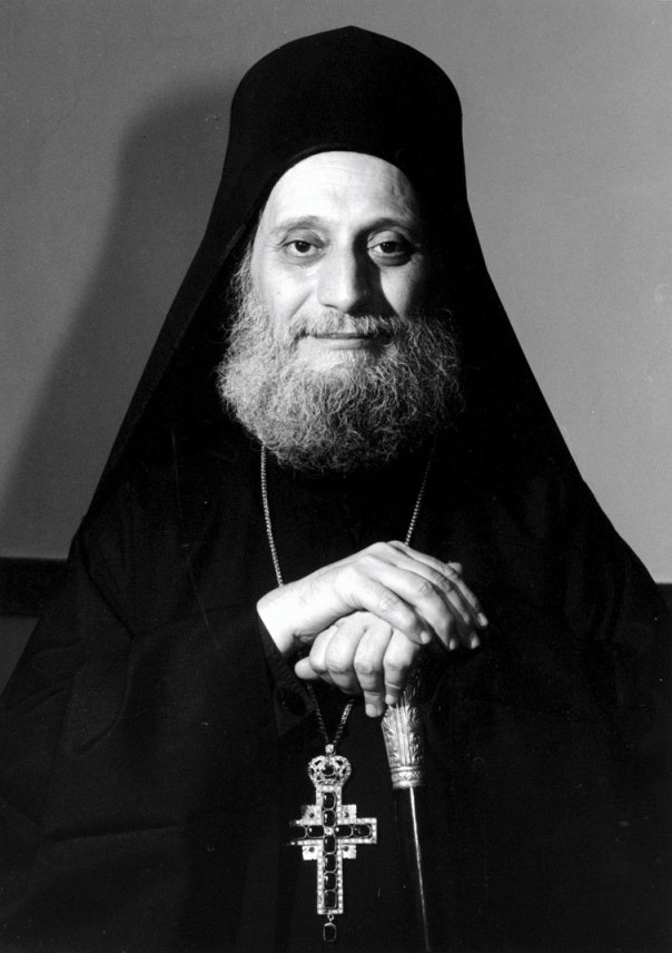 Staretul Emilianos Simonopetritul