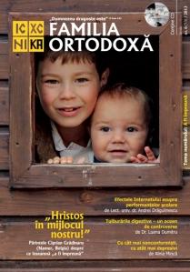 Familia Ortodoxa, Iunie 2013
