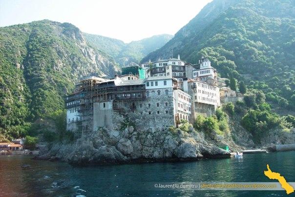 Sfânta Mănăstire Grigoriu, Sfântul Munte Athos