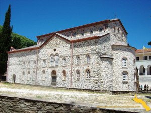 Biserica Protaton, Karyes
