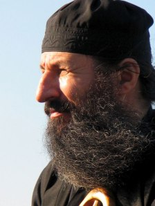 Arhimandritul Elisei, Simonopetra, 2003