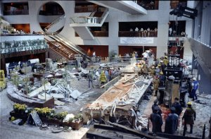 The Hyatt Regency Skywalk Collapse 1981