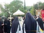 Vatopedi. Procesiune cu Icoana Maicii Domnului Vimatarissa de praznicul Sf. Ilie, 2 aug. 2013 (16)