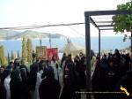 Vatopedi. Procesiune cu Icoana Maicii Domnului Vimatarissa de praznicul Sf. Ilie, 2 aug. 2013 (18)