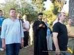 Vatopedi. Procesiune cu Icoana Maicii Domnului Vimatarissa de praznicul Sf. Ilie, 2 aug. 2013 (20)