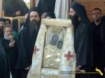 Vatopedi. Procesiune cu Icoana Maicii Domnului Vimatarissa de praznicul Sf. Ilie, 2 aug. 2013 (21)