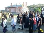 Vatopedi. Procesiune cu Icoana Maicii Domnului Vimatarissa de praznicul Sf. Ilie, 2 aug. 2013 (25)