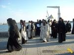Vatopedi. Procesiune cu Icoana Maicii Domnului Vimatarissa de praznicul Sf. Ilie, 2 aug. 2013 (31)