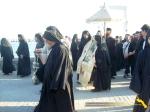 Vatopedi. Procesiune cu Icoana Maicii Domnului Vimatarissa de praznicul Sf. Ilie, 2 aug. 2013 (32)