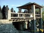 Vatopedi. Procesiune cu Icoana Maicii Domnului Vimatarissa de praznicul Sf. Ilie, 2 aug. 2013 (34)