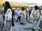 Vatopedi. Procesiune cu Icoana Maicii Domnului Vimatarissa de praznicul Sf. Ilie, 2 aug. 2013 (4)