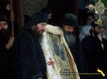 Vatopedi. Procesiune cu Icoana Maicii Domnului Vimatarissa de praznicul Sf. Ilie, 2 aug. 2013 (9)