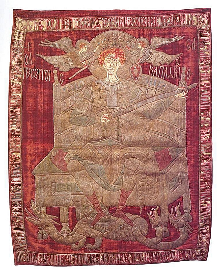 Epopeea aducerii din Athos a unui st