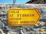 Prodromu. Spre Chilia Sf. Athanasie