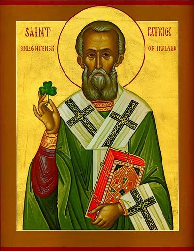 Sf. Patrick al Irlandei
