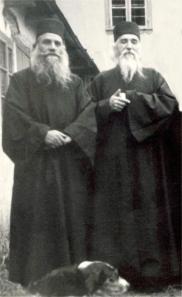 avva Cleopa & avva Julian-Cucuvino-Provata 1977