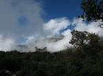 Athos peak