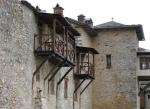 Balconies at Megistis Lavras