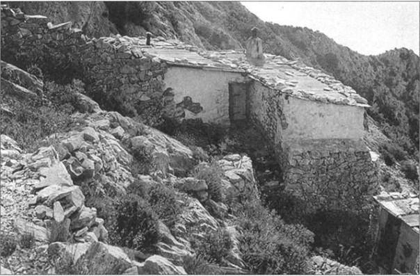 Chilia lui Gheron Iosif de la Sihăstria Sfântului Vasilie