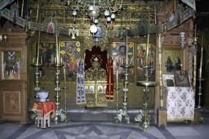 Kiriakonul Kavsokaliviei - interior