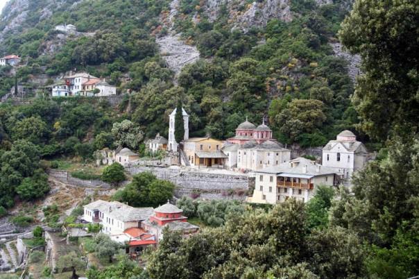 Kiriakonul Kavsokaliviei - vedere de ansamblu