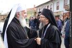 Patriarhul Irineu al Serbiei la Muntele Athos (01)