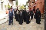 Patriarhul Irineu al Serbiei la Muntele Athos (02)