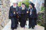 Patriarhul Irineu al Serbiei la Muntele Athos (03)
