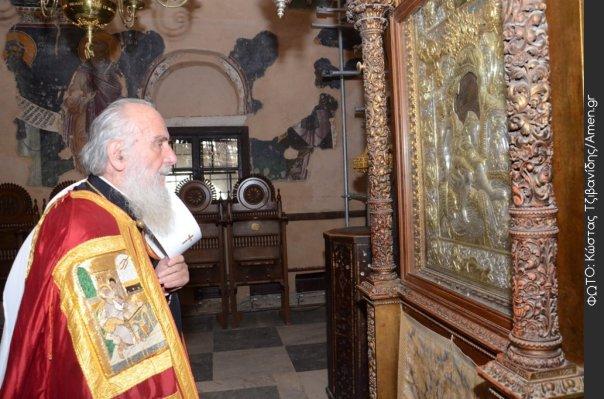 Patriarhul Irineu al Serbiei la Muntele Athos (05)