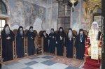 Patriarhul Irineu al Serbiei la Muntele Athos (11)