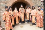 Patriarhul Irineu al Serbiei la Muntele Athos (12)