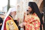 Patriarhul Irineu al Serbiei la Muntele Athos (14)