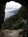 Portal on the way to Agios Pavlos