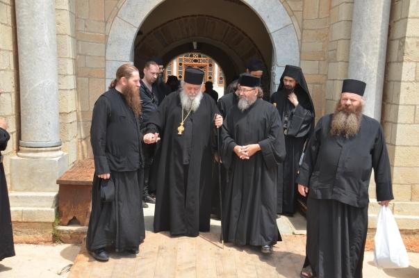 Staretul Victorin la Muntele Athos (01)