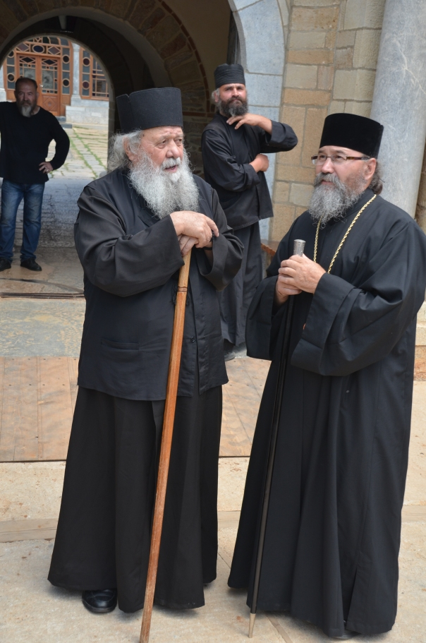 Staretul Victorin la Muntele Athos (03)