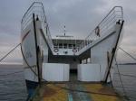 The Agia Anna Ferry