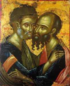 Agios Apostolos Petrou & Pavlou-Karakallou-Dyonisios de Furna-XVIII