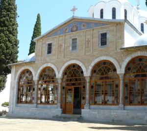Biserica schitului românesc Prodromu