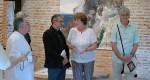 La vernisajul de luni, 2 august, lucrările au fost prezentate de Dan C. Mihăilescu, Doina Mândru și Costion Nicolescu.