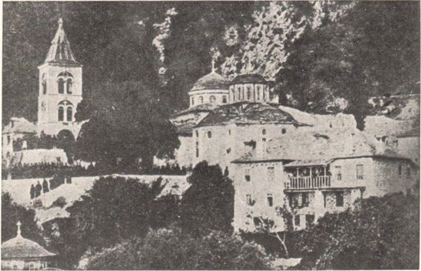 The Hermitage of Kavsokalyvia