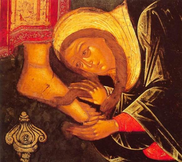 Femeia care cauta omul Kolwezi)